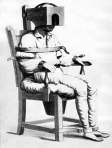 tranquilizer chair