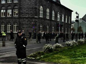 Setning alþingis 1. október 2013